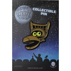 MST3K CROW LAPEL PIN