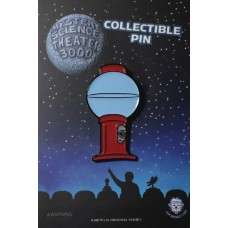 MST3K TOM SERVO LAPEL PIN