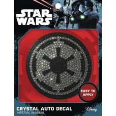 STAR WARS IMPERIAL SYMBOL CRYSTAL DECAL