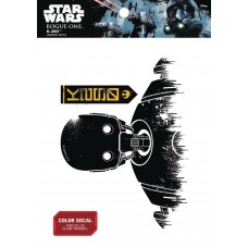 STAR WARS K-2SO DECAL