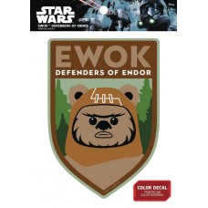 STAR WARS EWOK DEFENDERS OF ENDOR DECAL