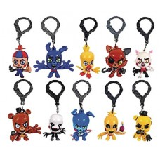 FNAF FIGURE HANGERS 24PC BMB DS SERIES 1