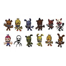 FNAF FIGURE HANGERS 24PC BMB DS SERIES 2