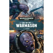 WARHAMMER 40K CULT WARMASON PROSE NOVEL SC