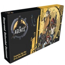 AGENTS CARD GAME