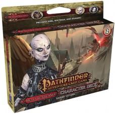 PATHFINDER ADV CARD GAME HELLS VENGEANCE CHAR DECK 2