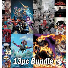 MARVEL #1'S FROM SEP PREVIEWS 13PC BUNDLE