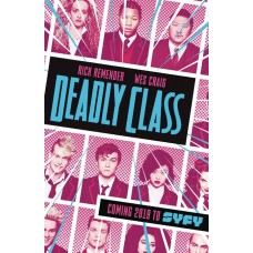 DEADLY CLASS TP VOL 01 MEDIA TIE-IN ED (MR)