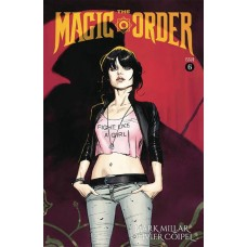 MAGIC ORDER #6 (OF 6) CVR A COIPEL (MR)