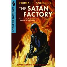 LOBSTER JOHNSON NOVEL BOOK 01 SATAN FACTORY