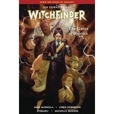 WITCHFINDER TP VOL 05 GATES OF HEAVEN
