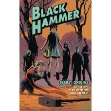 BLACK HAMMER TP VOL 01 SECRET ORIGINS