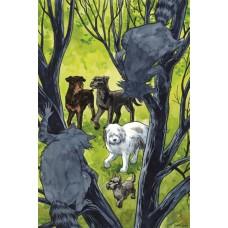 BEASTS OF BURDEN WISE DOGS AND ELDRITCH MEN #4 (OF 4) CVR B