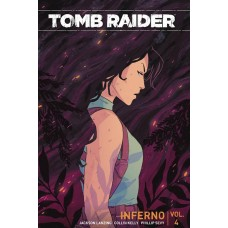 TOMB RAIDER TP VOL 04 INFERNO