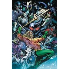 AQUAMAN #42 (DROWNED EARTH)