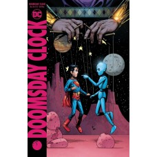 DOOMSDAY CLOCK #8 (OF 12) VARIANT