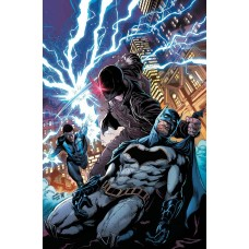 BATMAN DETECTIVE COMICS TP VOL 08 ON THE OUTSIDE