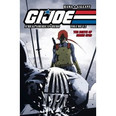 GI JOE A REAL AMERICAN HERO TP VOL 12