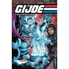GI JOE A REAL AMERICAN HERO TP VOL 17
