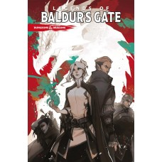 DUNGEONS & DRAGONS LEGENDS OF BALDURS GATE TP VOL 01