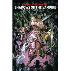 DUNGEONS & DRAGONS SHADOWS OF THE VAMPIRE TP