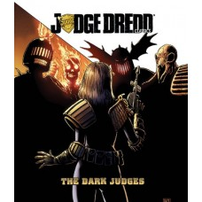 JUDGE DREDD CLASSICS DARK JUDGES HC (NOTE PRICE)