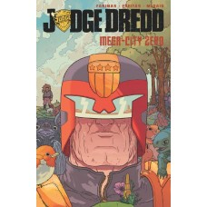 JUDGE DREDD MEGA-CITY ZERO TP