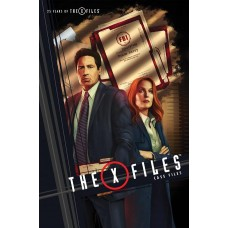 X-FILES CASE FILES TP VOL 01