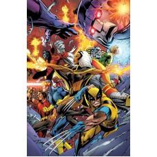 AVENGERS #10 (#700) DAVIS UNCANNY X-MEN VARIANT
