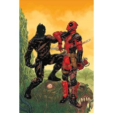 BLACK PANTHER VS DEADPOOL #2 (OF 5) SKROCE VARIANT