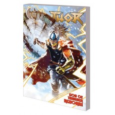 THOR TP VOL 01 GOD OF THUNDER REBORN