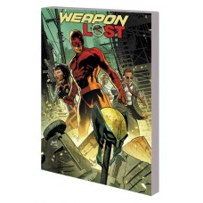 HUNT FOR WOLVERINE TP WEAPON LOST