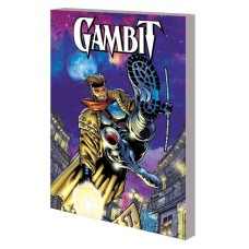 X-MEN GAMBIT COMPLETE COLLECTION TP VOL 02