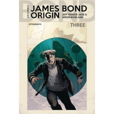 JAMES BOND ORIGIN #3 CVR C WALKER