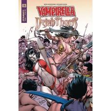 VAMPIRELLA DEJAH THORIS #3 CVR C PAGULAYAN