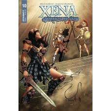 XENA #10 CVR A DAVILA