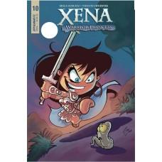 XENA #10 CVR B CIFUENTES