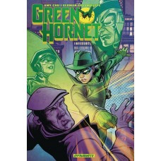GREEN HORNET GENERATIONS TP
