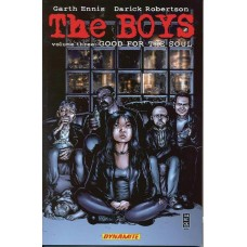 BOYS TP VOL 03 GOOD FOR THE SOUL ROBERTSON SGN ED (MR)