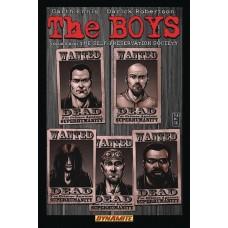 BOYS TP VOL 06 SELF-PRESERVATION SOCIETY ROBERTSON SGN ED (M