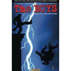 BOYS TP VOL 09 BIG RIDE ROBERTSON SGN ED (MR)
