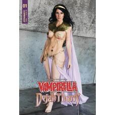 VAMPIRELLA DEJAH THORIS #1 SGN DEJAH THORIS COSPLAY CVR