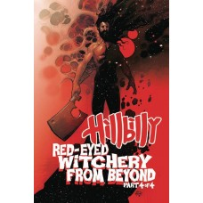 HILLBILLY RED EYED WITCHERY FROM BEYOND #4 (OF 4)