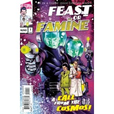 FEAST OR FAMINE #1 (OF 3)
