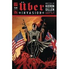 UBER INVASION #17 VIP PREMIUM CVR (MR)