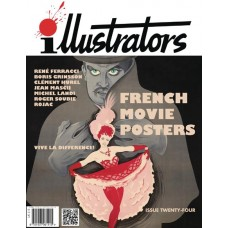 ILLUSTRATORS MAGAZINE #24