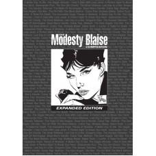 MODESTY BLAISE COMPANION EXPANDED EDITION SC