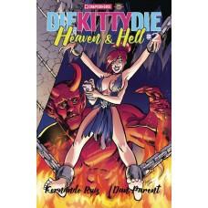 DIE KITTY DIE HEAVEN AND HELL #2 CVR A RUIZ