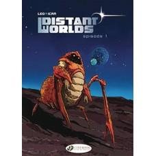 DISTANT WORLDS GN VOL 01 EPISODE 1