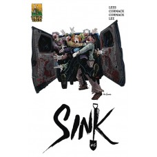 SINK #6 CVR A CORMACK (MR)